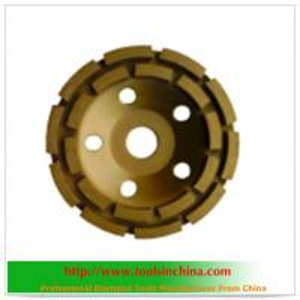 Best diamond double row grinding cup wheel wholesale