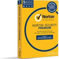 China 5 Devices Internet Antivirus Software Symantec Norton Security Premium Subscription 5 Product Key on sale