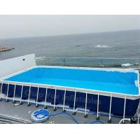 Details Of Hot Sale Metal Frame Swimming Pool For Water Park 103712278