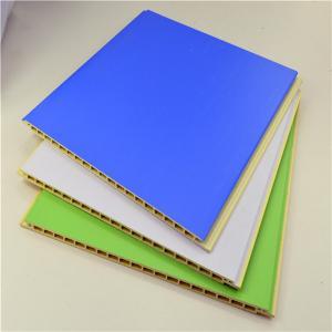 Best Laminated Interior PVC Exterior Wood Wall Panels / Ceiling Panels Bamboo Fiber wholesale