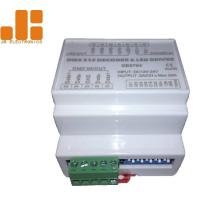 China DIN Rail Version Rf Led Controller / Led Light Controller With ABS Material on sale