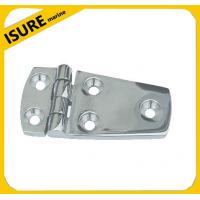 Best Boat Marine  Short Side Door Hinges 1 Pair 2 pc Stamped 316 Stainless Steel wholesale