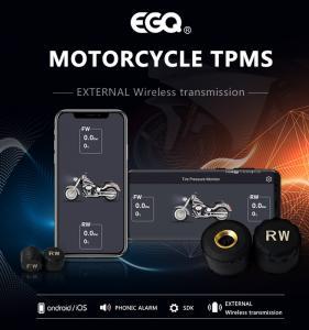 China APK 2-3 Wheel Sensor Bluetooth 4.0 2.4Ghz Motorcycle TPMS on sale