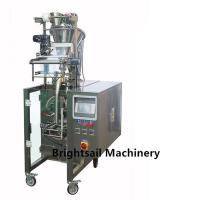 China Powder Filling Packing Machine Tea Pouch 1 To 100 G Mini Bag Food Commodity on sale
