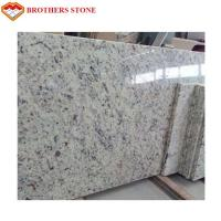 China Luxury Kashmir White Granite Countertops Customized Size Corrosion Resistant Design on sale
