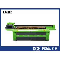 China HAE-2513 Large Format Digital UV Flatbed Printing Machine For Glass Door / Ceramic Tile on sale
