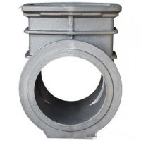 Best OEM Ductile Cast Iron Pipe Fittings Anodized Zinc Plating For Automobile Industry Agriculture wholesale