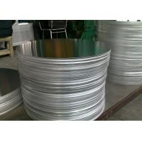 Best Shining Mill Finished 3003 Aluminum Disc , Tableware High Strength Aluminum Disks wholesale