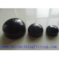 ASME SB366 UNS NO6625 Butt Welded Fittings Female Thread Round Caps Size 1-48 inch