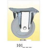 China PP small caster  caster wheel rigid 101 on sale