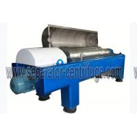 Best New Conditioned Auto Separation Decanter Centrifuges for Sludge Dewatering wholesale
