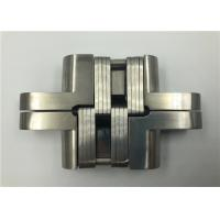 China High Strength SOSS Invisible Hinge 218 With Zinc Alloy Material 25*118*18mm on sale