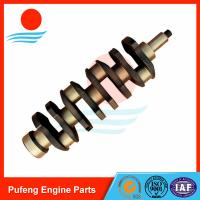 Best 4BE1 crankshaft 8-94416-373-2 for ISUZU diesel engine wholesale