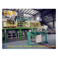 China Upward Oxygen free Copper / aluminum Continuous Casting Machine High stability on sale