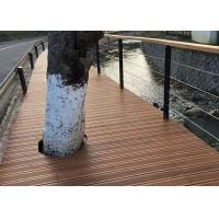 Best 100% Natural Bamboo Deck Tiles Hardwood Style With 5 Years Warranty wholesale