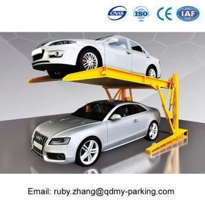 Best 2. Two Post Tilt Parking Lift QDMY-606 wholesale