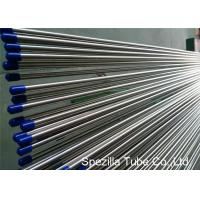 China ASTM A249 316 stainless steel Instrument Tubing 20FT Length Annealed / Pickled on sale