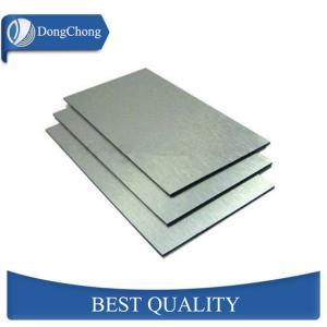 Best Decorative Brushed Aluminum Plate , 5005 5052 Satin Finish Aluminum Sheet wholesale