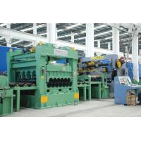 Best Uncoiling Leveling Rotary Shear Cut To Length Line / Cut To Length Line 28 Tons wholesale