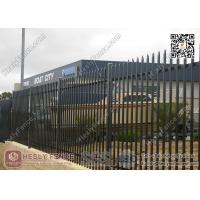 Ornamental Steel Fence China Factory