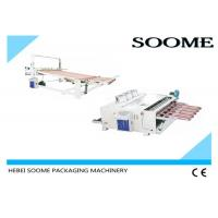 Best Carton Box Automatic Corrugation Machine Vibrating Equipped With Iron Trim Strip wholesale