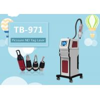 Best Strong Power 2000mj Picosecond Laser Tattoo Removal Machine With 4 Wavelength wholesale
