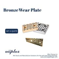 Best CNC Bronze Steel & Self Lubricating Wear Plates Inch Oilimpregnated Graphite Plugs wholesale