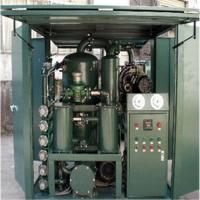 Best Transformer Oil Purifier with High Grade Filtering System wholesale