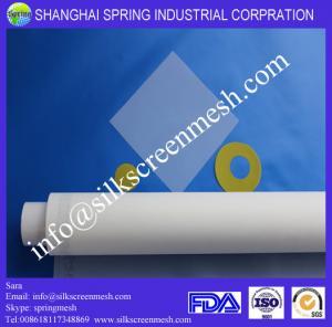 Best nylon filter mesh 80T white (factory offer) ISO approved ultrafine monofilament nylon mesh wholesale