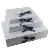 Best CMYK Printing Garment Packaging Boxes , Fashionable Dress Packing Boxes wholesale
