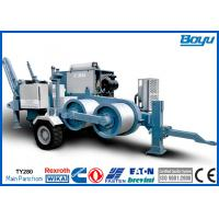 Best 28 Ton Hydraulic Tension Stringing Equipment With High Power 280kN wholesale