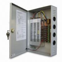 Best CCTV Power Supply, Connects Up to 9 Cameras with 220V AC/12V DC Voltage and 16A Output Voltage wholesale