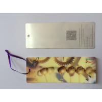 Best Full Color Offset Printing Personalized Bookmarks For Students , Pop 3d Bookmarks wholesale