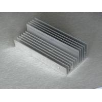 Best 6063-T6 Silver Anodized Aluminium Profile  manufactures China wholesale