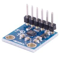 Buy cheap HMC5883L 3 Axis Electronic Compass Magnetometer Sensor Module 3V-5V For Arduino product