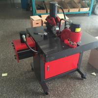 Buy cheap High Efficiency Hydraulic Crimping Tool Busbar Processing With 200V 50HZ Voltage from wholesalers