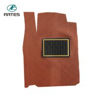 Best Comfortable Custom Fit Truck Floor Mats Universal Design Easy To Clean And Wash wholesale