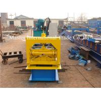 Buy cheap cnc metal tile roofing ridge cap roll forming machine without pressing device product