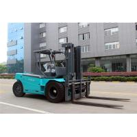 Best Battery Operated Electric Forklift Truck , Industrial 12 Ton / 10 Ton Electric Forklift wholesale