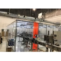 Best E Cigarette Production Plexiglass Wall Softwall Clean Room wholesale