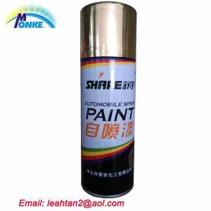 Best 400ml MSDS Aerosol Spray Paint wholesale