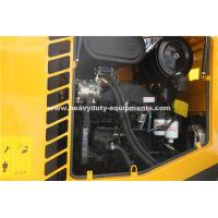 Cheap ZL30 Wheel Loader With 9800kg Overall Weight And 6890x2430x3070mm Overll Size for sale