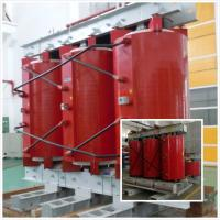 China 20kV - 50kVA Cast Resin Dry Type Transformer , Pollution Free 3 Phase Transformer on sale