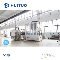 China Multi Heads Bottle Capping Equipment With Sorter on sale