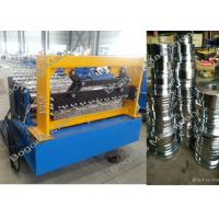 Best Manufacture PPGI Steel Metal IBR Roof Panel Roll Forming Machine wholesale