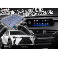 Best Android GPS Navigation Video Interface Box For Lexus UX250h UX200 ES LS etccarplay optional wholesale