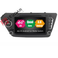 Best Cortex A53 Octa Core Kia Android Car DVD Player With Gps And Bluetooth For RIO /  K2 wholesale