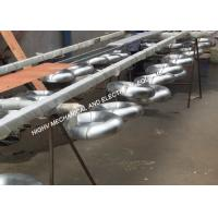 Best 400kV High Voltage Corona Rings 3.0mm 6063 With Outer Diameter 2000mm-6000mm wholesale