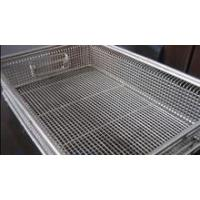 China Stainless Steel Wire Mesh Basket on sale