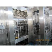 Best 275ml / 300ml Glass Bottle Carbonated Beverage Filling Machine DCGF60-60-15 wholesale